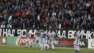 Ботев и Локо обединени в името на Пловдив, футболистите излизат със специални фланелки във финала