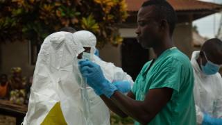 Първи случай на ебола в Уганда