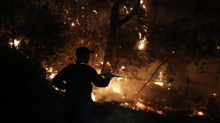 Сериозни щети от пожар в Момчилград