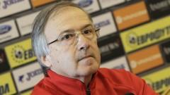 Дерменджиев: Момчетата трябва да свикнат с напрежението, което се създава около националния отбор