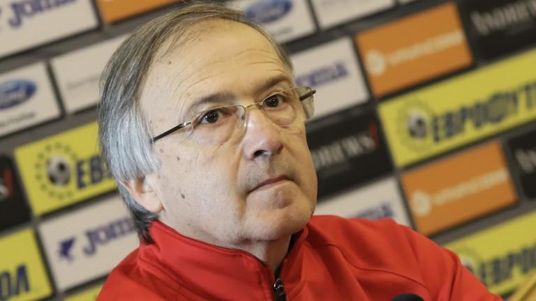 Георги Дерменджиев: Футболистите с контузии ще могат да се възстановят за мача с Унгария