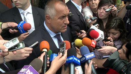 Борисов благодари на СДС, че не са се подвели по Костов