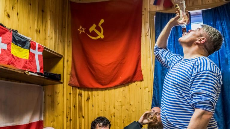 Поскъпва водката в Русия