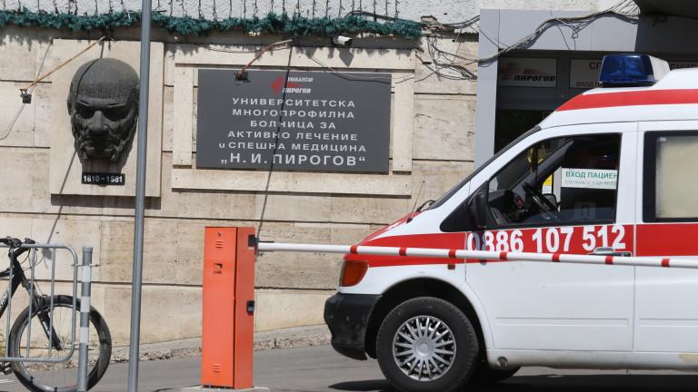 Строител в София е затрупан от арматурно желязо