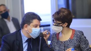 Десислава Атанасова оглави комисията за Конституцията