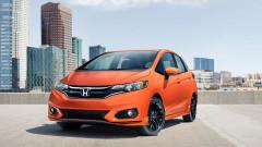 Honda обнови градския си модел Jazz