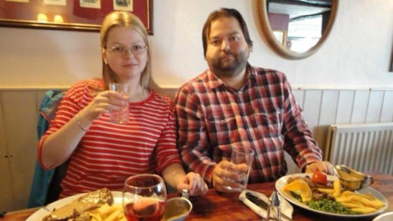 Юлия Скрипал, дъщерята на бившия руски двоен агент Сергей Скрипал,