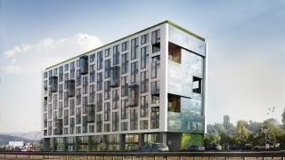 Сградата на IT гиганта Experian за 1200 служители е готова предсрочно (СНИМКИ)