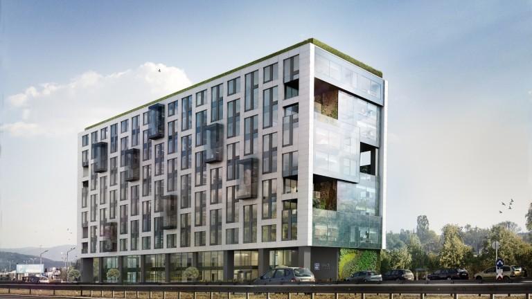 Един от големите работодатели в София се премести в новия си офис