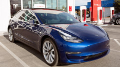 Коя е най-продаваната електрическа кола
