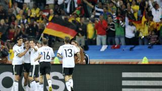 Германия - големият фаворит на Евро 2012