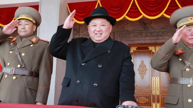 Путин може да качи Ким Чен-ун на кораб от Тихоокеанския флот