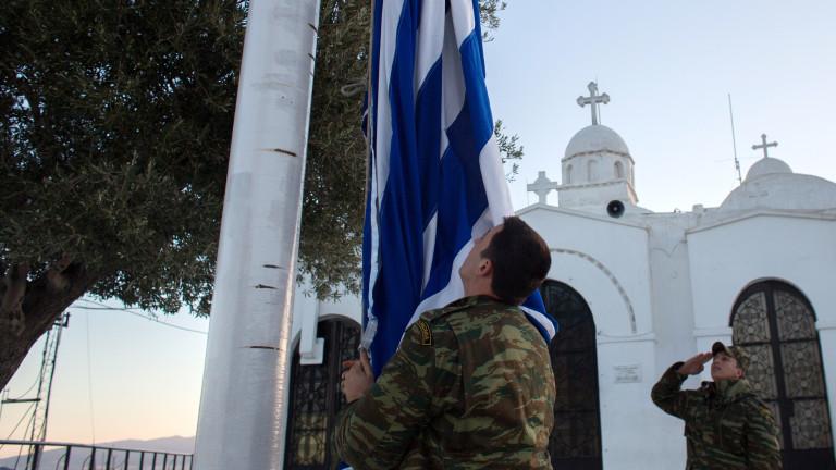 Гърция отрича харчът за превъоръжаване да възлиза на 10 млрд. евро