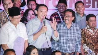 Мюсюлманин измества християнин на поста губернатор на Джакарта