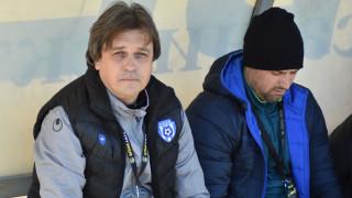 Петър Костадинов: Илиан Илиев не ни достигна за победа срещу Ботев (Пд)