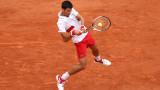 Новак Джокович спечели турнира в Мадрид