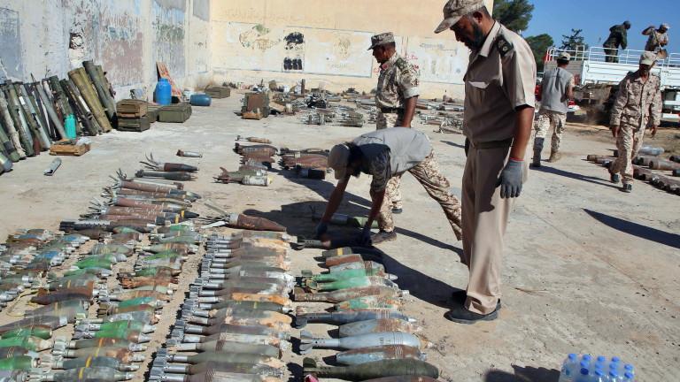Лондон: Да дадем отпор на милициите в Либия