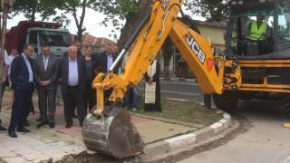 Започна ремонтът на пътя Варна - Добрич