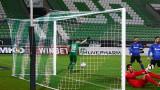Лудогорец победи Черно море с 1:0 у дома