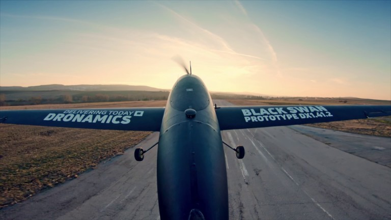Българската DRONAMICS влиза в партньорство с DHL с бизнеса с дронове и се цели в над  €1 милиард приходи