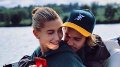 Истински ли е тайният брак на Джъстин Бийбър и Хейли Болдуин