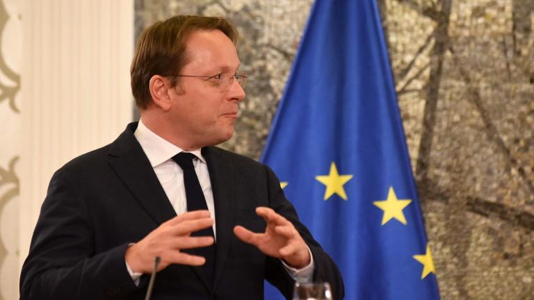 ЕК отново препоръчва приемане на Албания и Северна Македония в ЕС