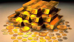 Цената на златото достигна исторически висоти
