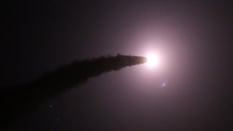 Саудитска Арабия е прихванала ракета от Йемен