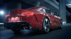 Toyota Supra 2020 звучи и изглежда невероятно