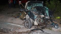 Двама загинали на подбалканския път