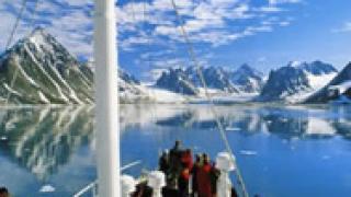 С кораб по Арктическия океан след 10 години