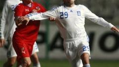 Гърция победи Чехия с 1:0 в контрола