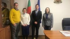 Зам.-министър Павлов продължава работните си срещи с младежки организации