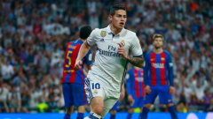 Манчестър и Реал преговарят за Хамес Родригес