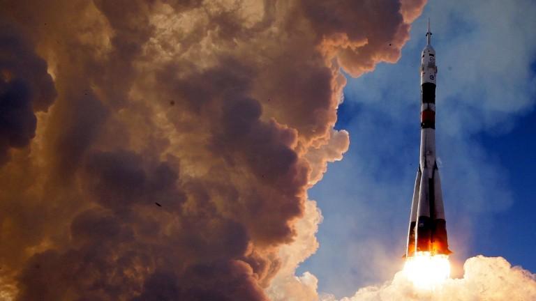 Русия изстреля ракета с товар към Международната космическа станция