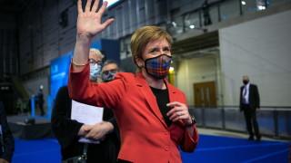 Задава се нов вот за независимост на Шотландия, националистите най-силни след изборите