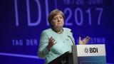 Меркел може да склони за общ бюджет и финансов министър на еврозоната