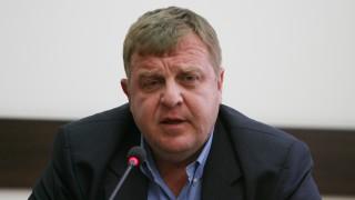 Каракачанов оставя отворена врата за коалиция за евроизборите