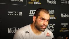 Багата: Четири пъти се оперирах, откакто съм в UFC