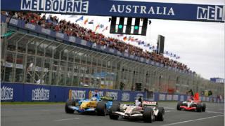 """Foster's"" напуска Формула 1"