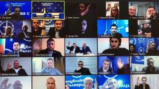 Цветан Цветанов повежда републиканците в Търново и Благоевград