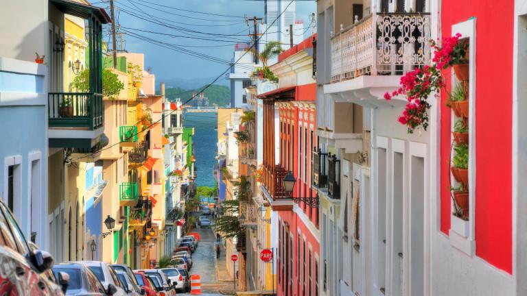 Крехката икономика на Пуерто Рико е изправена пред несигурно бъдеще,
