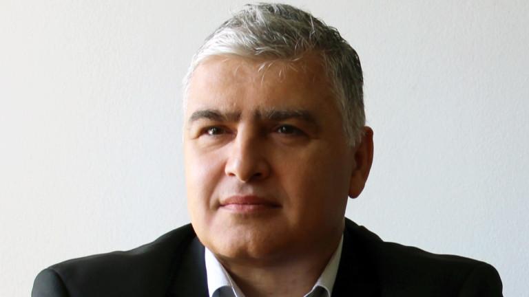 Александър Георгиев е новият председател на Държавната комисия по хазарта.