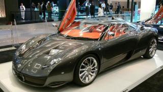 Руски милиардер купува бизнеса със спортните коли Spyker