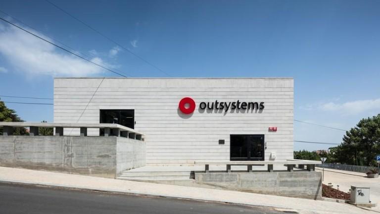 Португалската софтуерна компания OutSystems, която разработва приложения с нисък код,