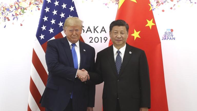 Китай: САЩ трябва да елиминира митата, за да сключим търговско споразумение