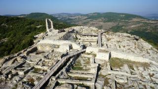 Археолози разкриха Северната порта на Перперикон