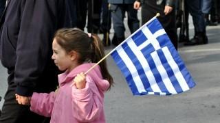 """Гърция отбелязва """"Деня Охи"""""""