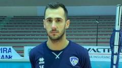Волейболният Левски се подсили с бивш играч на ЦСКА