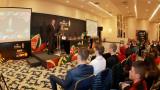 Зам.-министър Андонов откри церемонията по тегленето на жребия за СП по баскетбол за юноши до 17 години